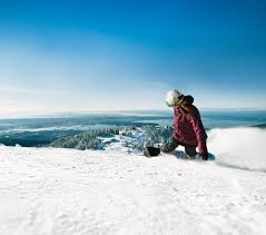 grouse mountain riding guide world snowboard guide