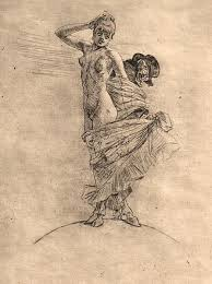 prostitution and madness dominating the world felicien rops