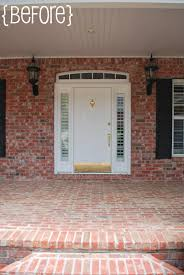best color front door for red brick house home design ideas