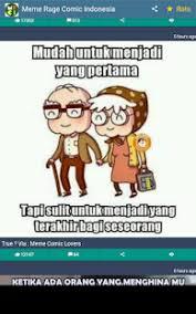 Meme Comi - app meme rage comic indonesia apk for windows phone android games