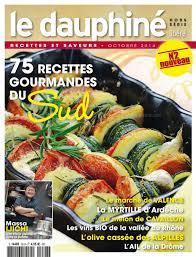 cuisine gourmande editions le dauphiné libéré la cuisine gourmande du sud