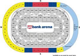 map us bank stadium u s bank arena
