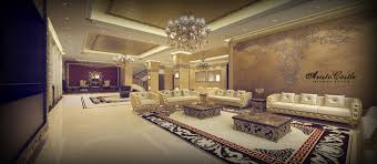 Villa Interior by Luxury Interior Design Company In Dubai Interior Fit Out Expert