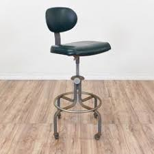 Rolling Drafting Table Counter Height Drafting Stool Use As A Kitchen Counter Stool That
