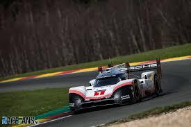 porsche 919 hybrid porsche 919 hybrid evo spa francorchs 2018 racefans