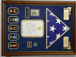 3x5 Flag Display Case With Certificate 2013woodworkrankandflagcase