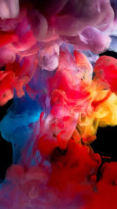 vibrant wallpaper colored smoke paint iphone 5s wallpaper download ipad wallpapers