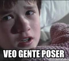 Poser Meme - image jpg