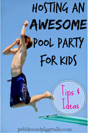 Best Backyard Pools For Kids by How To Host A Kids Pool Party Making Life Blissful