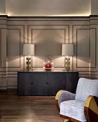 Best  Art Deco Interiors Ideas On Pinterest Art Deco Room - Interior design wall decor