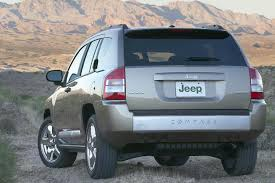 2008 jeep compass limited reviews 2008 jeep compass used car review autotrader