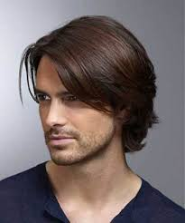 hairstyles for men with thick hair medium length latest men haircuts