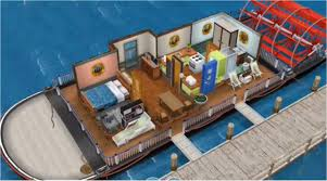 Houseboat Floor Plans by The Sims Freeplay Houseboats Guide The Who Games