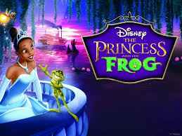 princess frog wallpaper princess frog