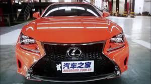 lexus rc 200t hp 2017 lexus rc 200t turbo review youtube