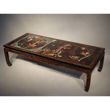 Coffee Table Box 18th Century Lacquer Panel Coffee Table Box House Antiques