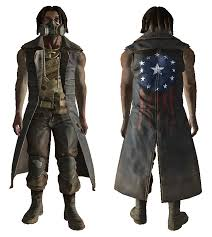 Fallout Halloween Costume Category Lonesome Road Armor Clothing Fallout Wiki Fandom