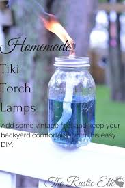 best 25 rustic tiki torches ideas on pinterest decorate bottles