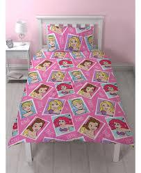 Rapunzel Duvet Cover Disney Princess Brave Single Duvet Cover Set Rotary Design