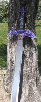 Master Sword Papercraft - legend of papercraft master sword by crococraft on deviantart