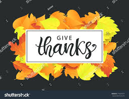 template give thanks template thanksgiving day poster written