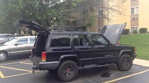 prerunner jeep xj jeep cherokee sport 2000 4 0l youtube