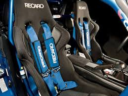 si e auto sport recaro recaro racing seats fitted i cars n things