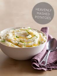 heavenly mashed potatoes side dish recipe spoon fork bacon