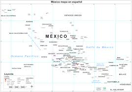Zacatecas Mexico Map by Mexico Maps Pleasing Map Of Mexi Evenakliyat Biz