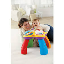 fisher price laugh learn puppy friends learning table amazon com fisher price laugh learn puppy friends learning