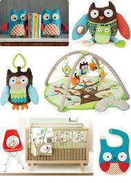 owl themed baby items bump smitten baby shower gift skip hop owls