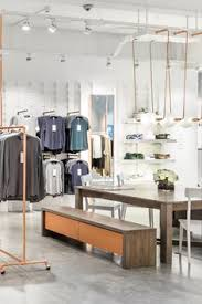 lighting stores santa monica lululemon s first u s flagship in santa monica calif celebrates