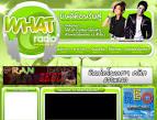 whatradio สถานีเพลงออนไลน์ ที่มีเพลงเพราะๆ โดนๆ ตลอด 24 ชั่วโมง ...