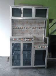 Kitchen Set Aluminium Harga Kitchen Set Aluminium Murah 085 695 759 401 Jual Lemari