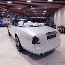 drophead rolls royce the last rolls royce phantom drophead coupe is up for sale