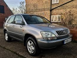 lexus rx300 lexus rx300 automatic 4x4 tow bar mot hpi clear in cambridge