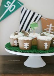 Football Centerpieces Results For Diy Football Centerpieces The Banque