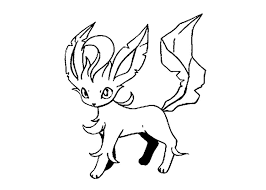pokemon eevee coloring free download