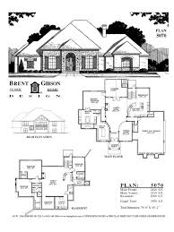 Ranch Style Home Plans With Basement House Plan Daylight Basement Plans Walkout Basement Plans