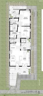 narrow house floor plans best 25 narrow house plans ideas on narrow lot house