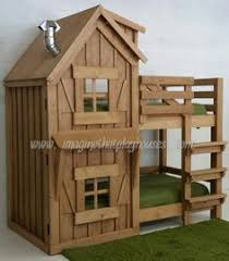 Amazing Tree House Bunk Beds So Cute For Little Ones And No One - Treehouse bunk beds