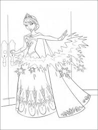 27 coloring pages 9 frozen images coloring