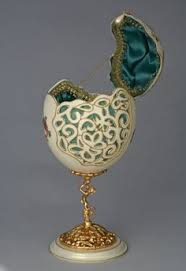 decorated ostrich eggs for sale carved egg with cat pretty a few of my favorite things