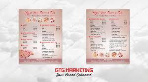 menus archives gtg marketing