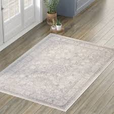 Light Gray Area Rug Floral U0026 Plant Gray U0026 Silver Rugs Joss U0026 Main