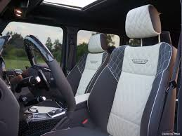 mercedes benz g class interior mansory interior individualized modification for mercedes benz g