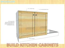 How To Build Kitchen Cabinets Doors How To Build Cabinet Doors How To Make Cabinet Doors Acnc Co