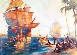 christopher columbus history lessons dk find out