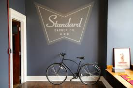enjoy a shave and a haircut at standard barber company