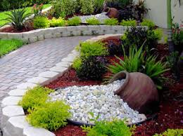 Landscaping Ideas For Florida by Like Contrast Of Light Green Gold Plants With The Purple Plants